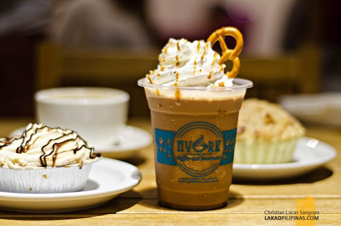 NYOrK Kapitan Pepe Cabanatuan Cafe
