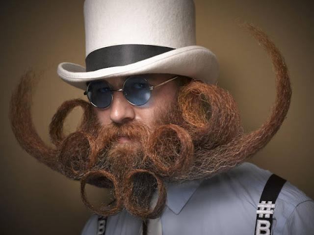 Melhores barbas e bigodes do Campeonato do Mundial de 2016