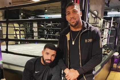 The Drake Curse. How Real is it? As Anthony Joshua Becomes The Latest Victim.