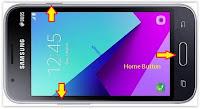Hard Reset Samsung Galaxy J1 Mini Prime
