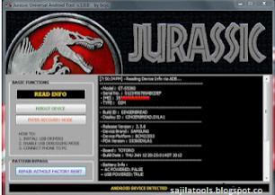 Jurassic Android Tool V5.0.3 Full Setup