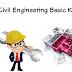 Civil Engineering Basic Knowledge