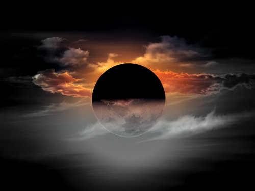Астрология и народная мудрость: заговоры для лунных затмений