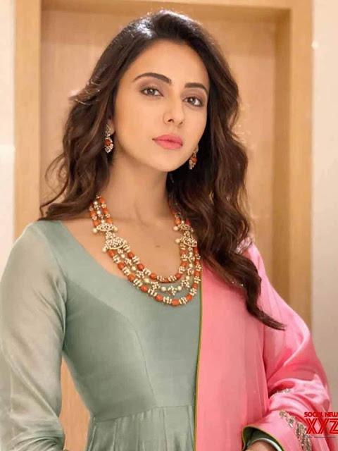 Rakul Preet Singh Jewellery