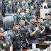 Guarda Municipal recebe homenagem em sessão solene na Câmara Municipal