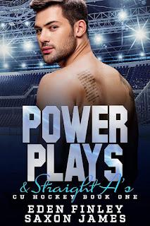 Power Plays & Straight A's | CU Hockey #1 | Eden Finley & Saxon James