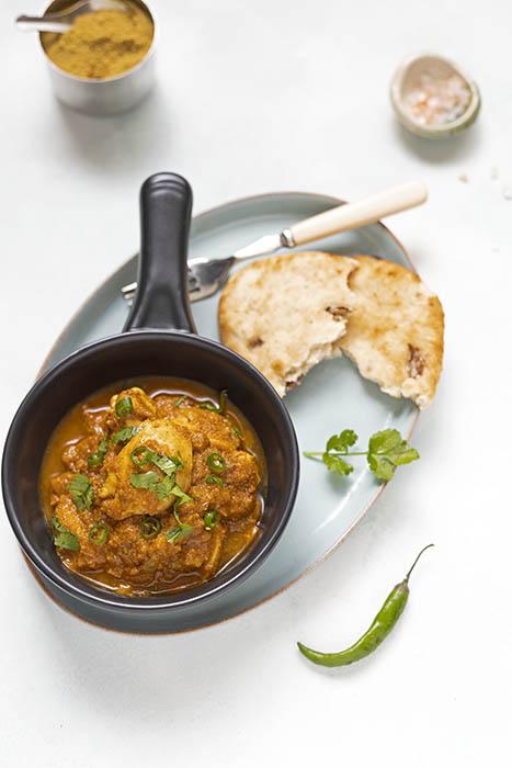jak zrobić curry z kurczaka
