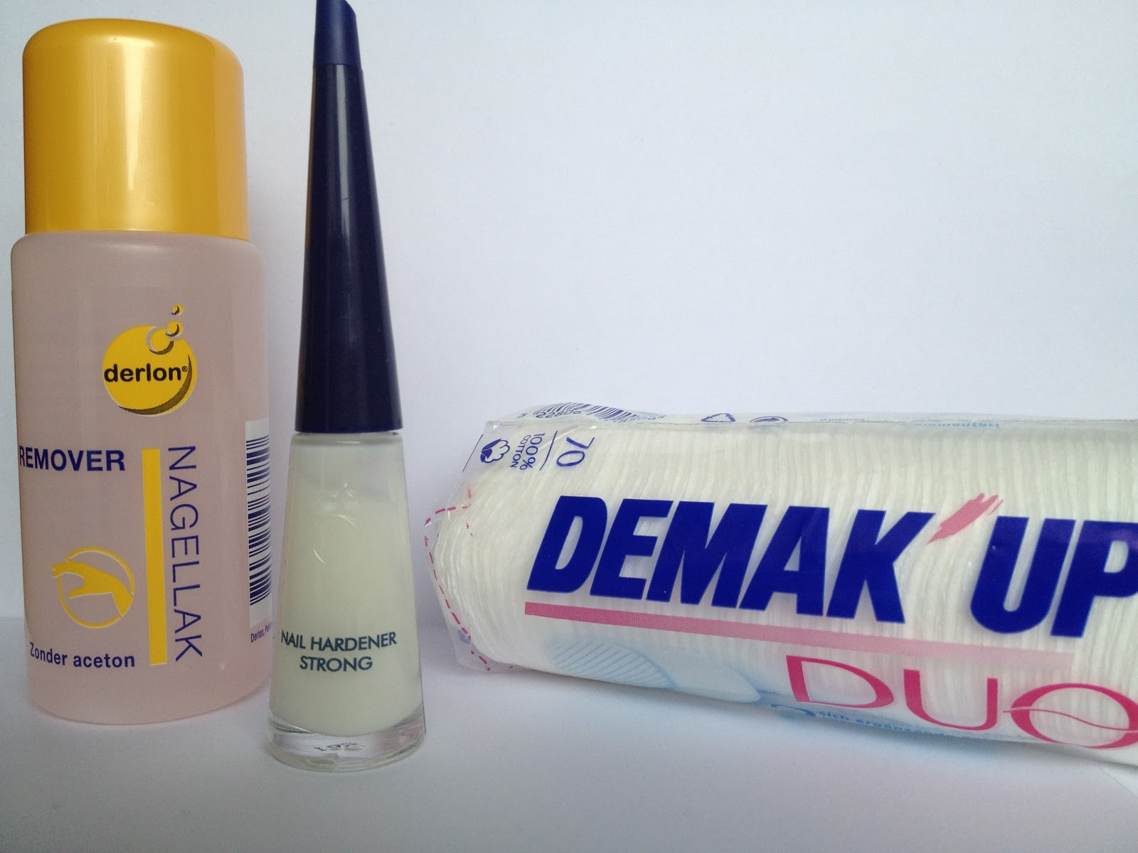 Herome Nail Hardener Ingredients