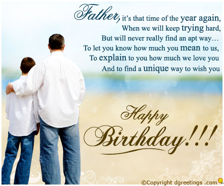 Happy birthday wishes for father from daughter with images quotes birthday wishes for father from daughter with images m4hsunfo