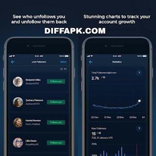 Followers+ Followers Analytics for Instagram Apk v1.07 [Unlocked]