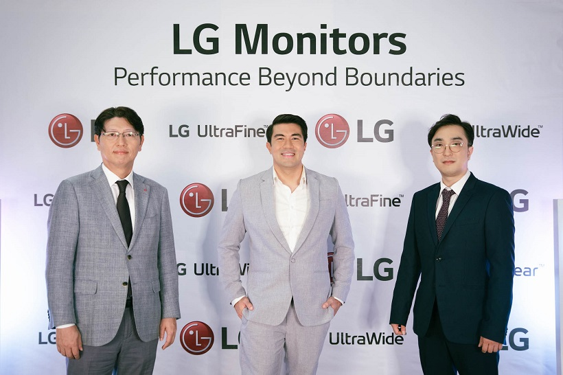 LG announces new premium line of Computer Monitors