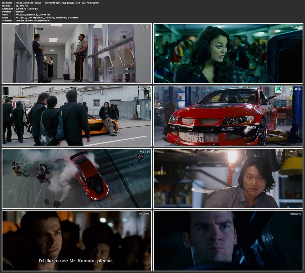 tokyo drift full movie in hindi download 720p