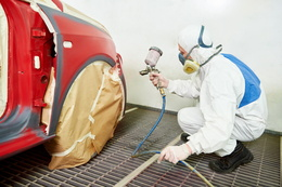 peinture automobile custom