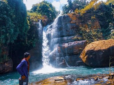 tempat wisata Coban Tundo Malang