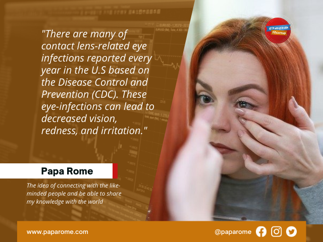 Important Things To Keep In Mind When Wearing Contact Lenses