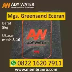 Ady Water Jual Manganese Greensand 5 kg