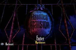 The Haunted Mansion PS2 ISO High Compressed [428 MB]