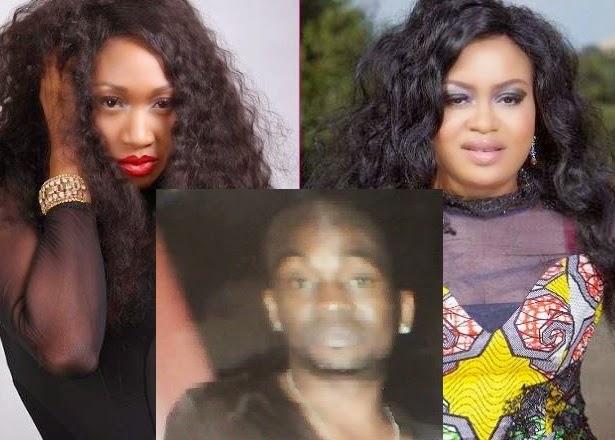 Nkiru Sylvanus, Stanley Duru & Oge Okoye's Love Triangle