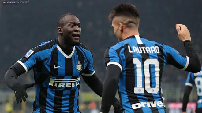 """Inter thắng 5 sao: Lukaku ghi bàn như máy, sắp đưa Ronaldo """"béo"""" vào dĩ vãng"""