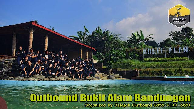 outbound bukit alam