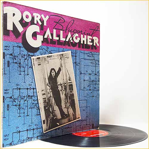 Hot Rod Cartoons 51 Fn March 1973: OldNewRockMusic: Rory Gallagher