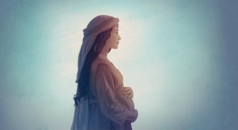 Vemos então o propósito do primeiro advento de Cristo.