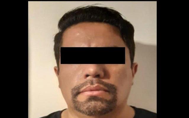 """Capturan a El Maximo líder de """"Los Deltas"""" una célula de sicarios y brazo armado del Cártel Jalisco Nueva Generación (CJNG)."""