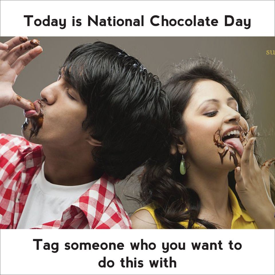National Chocolate Day Wishes
