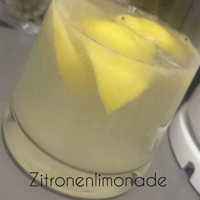 [Food] Zitronenlimonade
