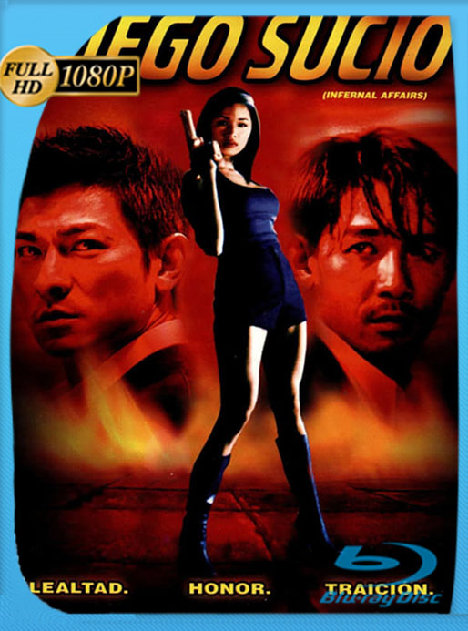 Asuntos infernales (2002) HD 1080p Latino  [Google Drive] Tomyly