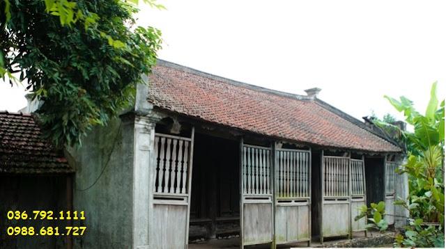 ngôi nhà bá kiến 100 năm tuổi