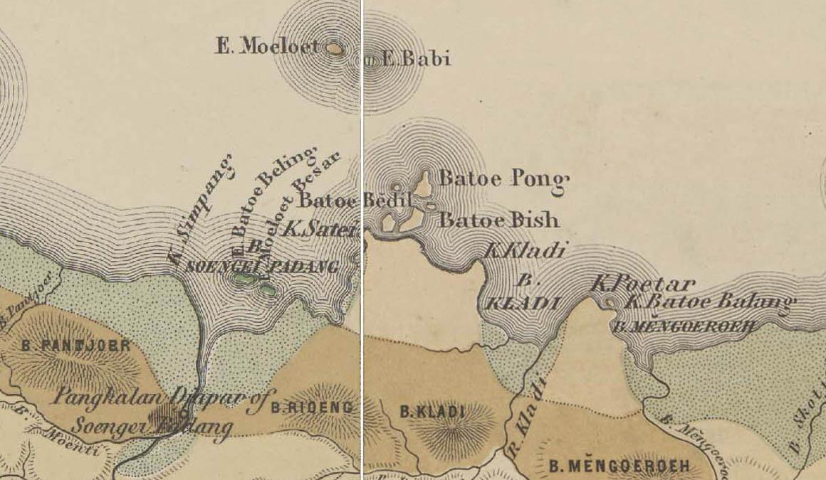 Peta Batu Bedil