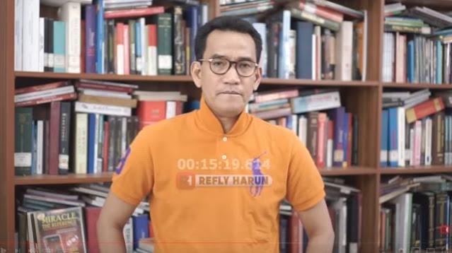 Jokowi Beri Gatot Bintang Mahaputera, Refly: Bisa Jadi Untuk Menjinakkan