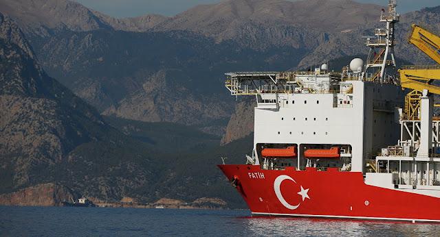 Τουρκία: Ξεκινάμε σύντομα γεωτρήσεις στην κυπριακή ΑΟΖ