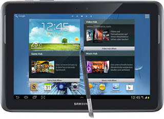 Samsung Galaxy Note 10.1 GT-N8020 Flash Files for Odin