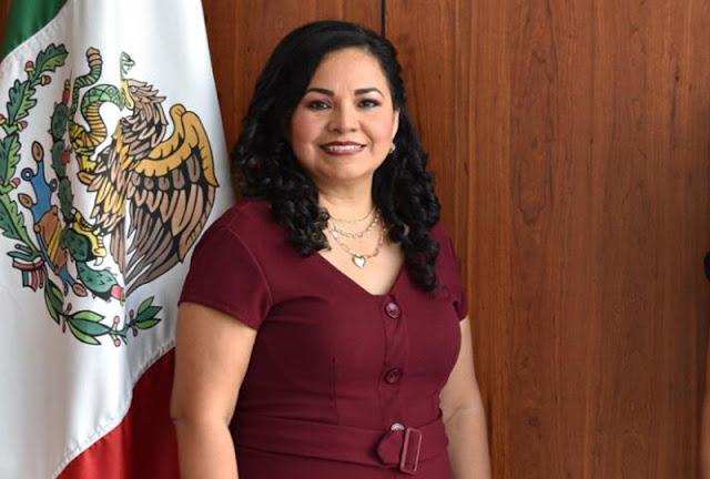 Claudia Crisol Antonio Mayor,  quien fue nombrada jueza de control de primera instancia para un período de cuatro años.