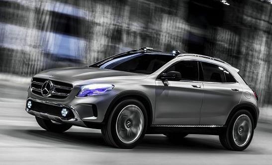 2018 Mercedes-Benz GLA-class Review