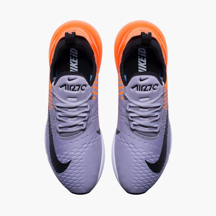 9336cfff3 Nike 1998, 2002, 2006, 2010 and 2014 Air Max 270 Mercurial Heritage ...