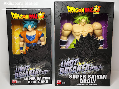 Limit Breaker Series de Dragon Ball Super.