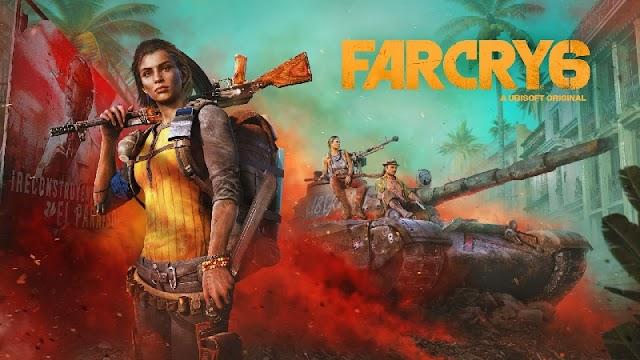 Far Cry 6 | Um exuberante mundo aberto latino