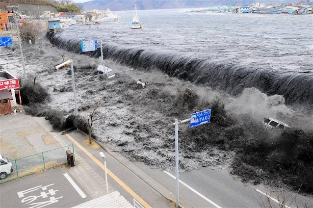 සුනාමිය පිළිබඳ වැදගත් කරුණු 11 ක් (11 Important Facts About The Tsunami) - Your Choice Way