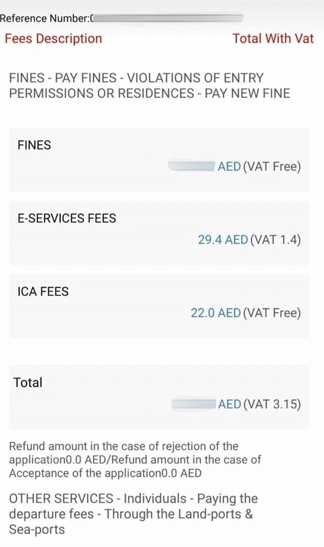 Pay Fines in UAE