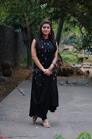Actress Yamini Bhaskar in a Tight Black Sleeveless Dress ~  Exclusive 43.JPG