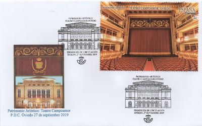Sobre PDC con el sello del Teatro Campoamor