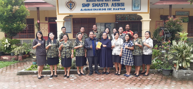 Akademisi Unimed Ajak Guru Tingkatkan Kompetensi