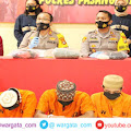 Setubuhi Anak Dibawah Umur, 10 Terduga Ditangkap Polisi