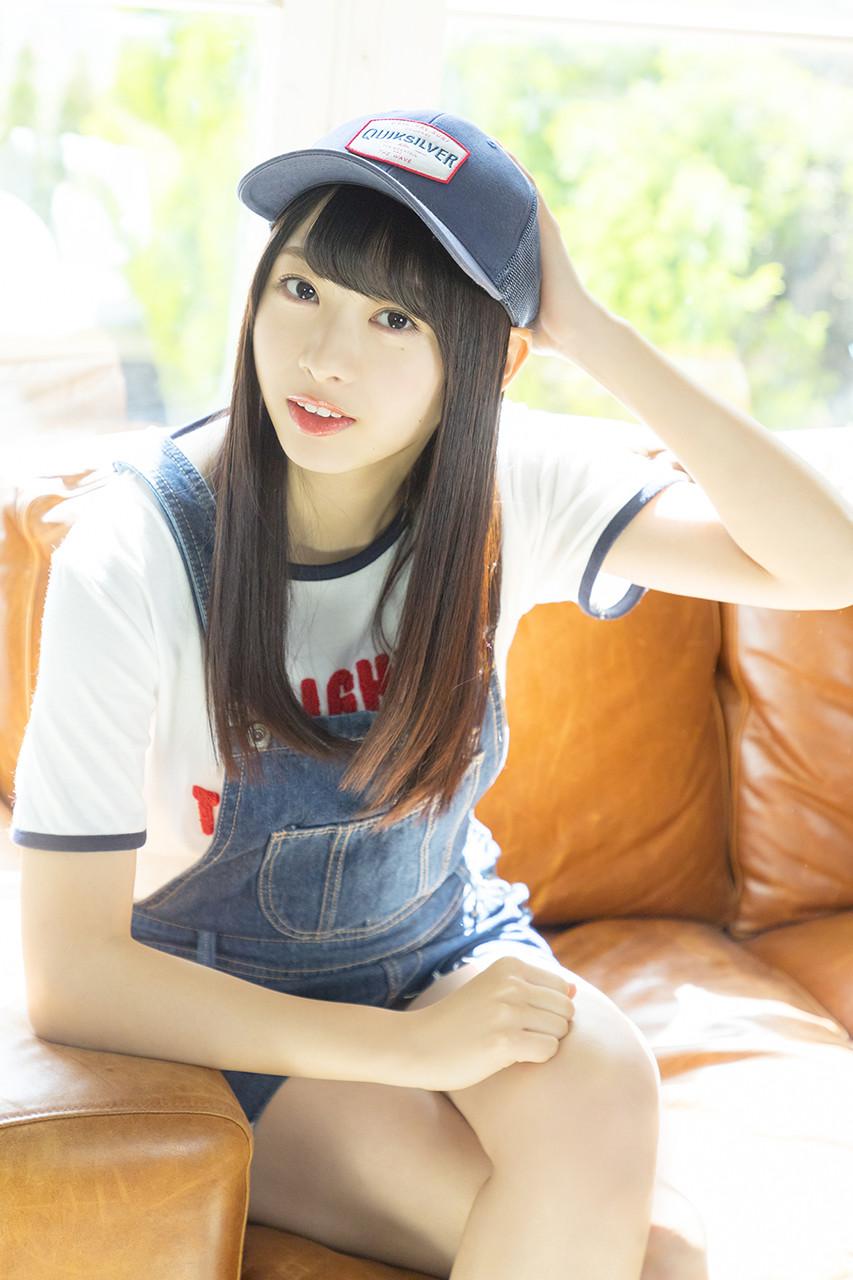 Tomita Suzuka 富田鈴花, HUSTLE PRESS U18 Zero 2018年4月07日
