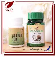 SR12 Paket Diet Sehat BPOM @kalamlangit Pelangsing Herbal Salimah Body Slim Penurun Berat Badan