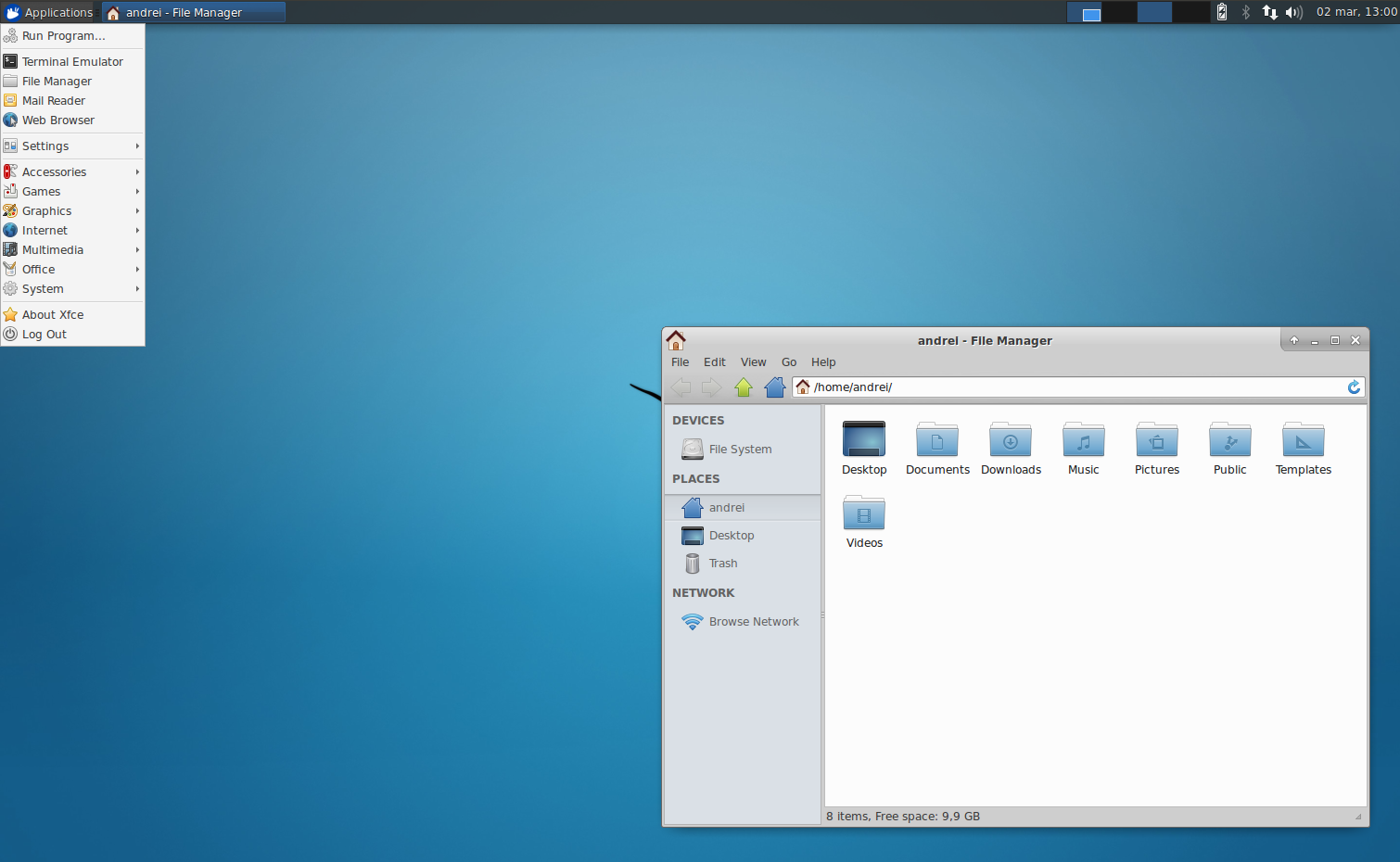 A Look At What's New In Xfce 4 12 [Video, Screenshots] ~ Web