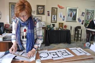 2011-2012 Dönemi Mozaik Sanat Evi Mozaik Kursu